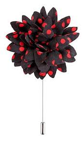 black_red_lapel_pin